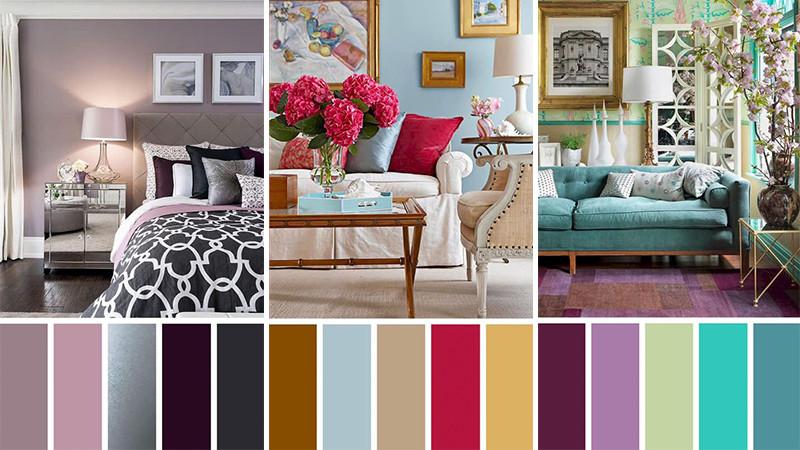 Өнгө хоорондын зохицолыг ашиглан  гэрээ тохижуулах гайхалтай 40 санаа