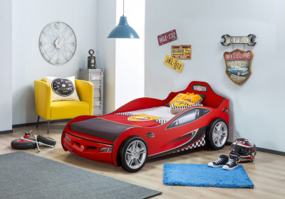 Coupe car bed